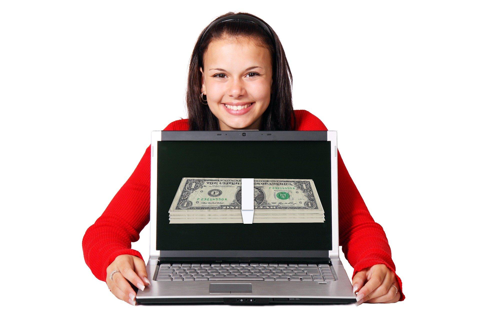 comment gagner 500€/mois sur internet en Afrique