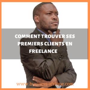 comment trouver ses premiers clients en freelance