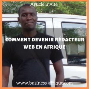 comment se lancer dans la rédaction web en Afrique